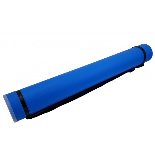Тубус для стрел Centershot пластиковый синий