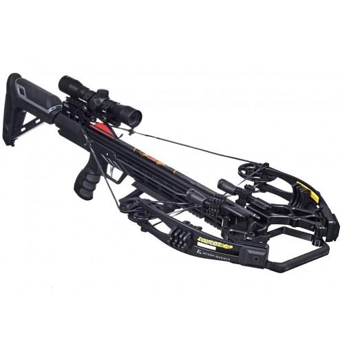 Арбалет блочный Ek Accelerator 410 Plus черный (c комплектацией)