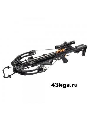 Арбалет блочный MK-XB58 Kraken черный (в комплектации)