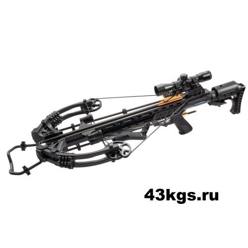 Арбалет блочный MK-XB58 (в полном комплекте)