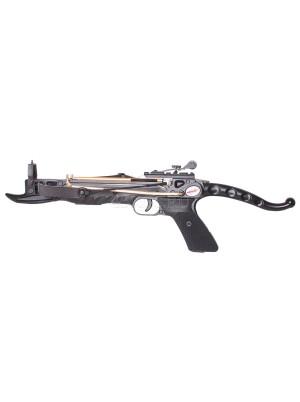 Арбалет-пистолет Скаут черный
