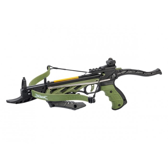 Арбалет-пистолет MK-TCS1 Alligator (зеленый)