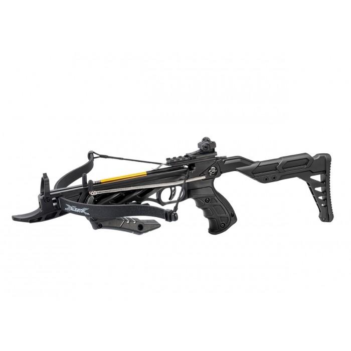 Арбалет-пистолет MK-TCS2 Alligator (черный)