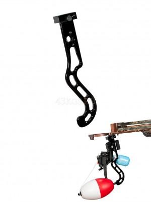 Кронштейн для установки рыболовной катушки на арбалет AMS Sleek-X