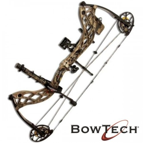 Лук блочный Bowtech Carbon Icon (Breakup Country)
