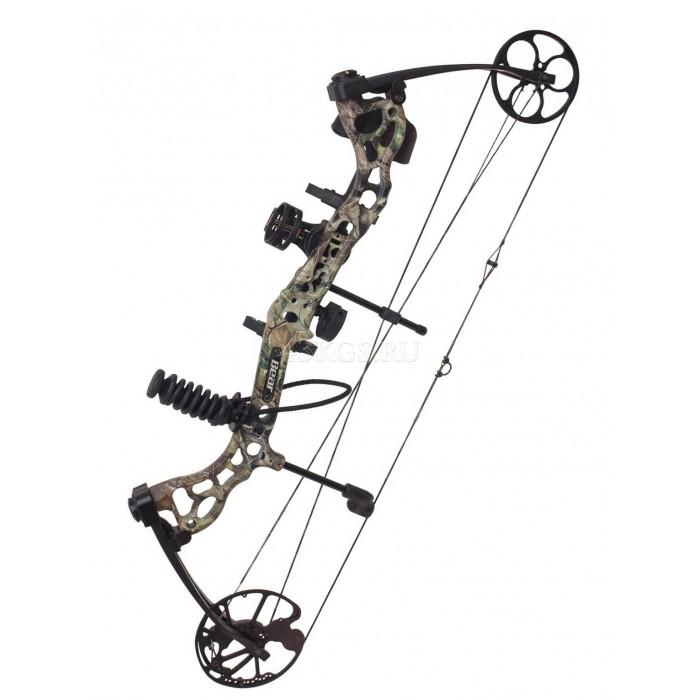 Блочный лук Bear Archery Attitude RH/LH Realtree RTH