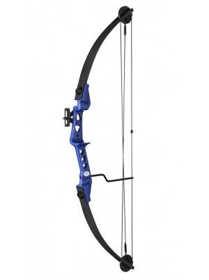 Лук подростковый блочный MK-CB30 (синий)