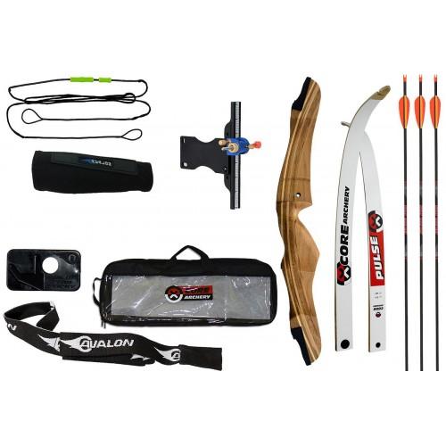 Лук классический Core Archery с набором аксессуаров