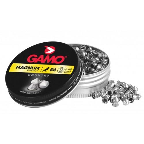 Пули пневматические GAMO MAGNUM 4,5мм (250шт)