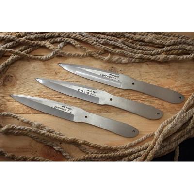 Набор метательных ножей Crystal 3шт