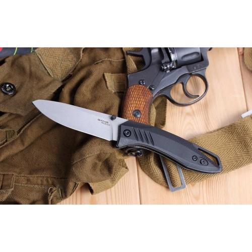Нож Bang (StoneWash) - MR.BLADE
