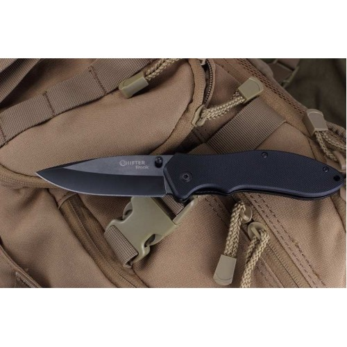 Нож Rook (black) - MR.BLADE