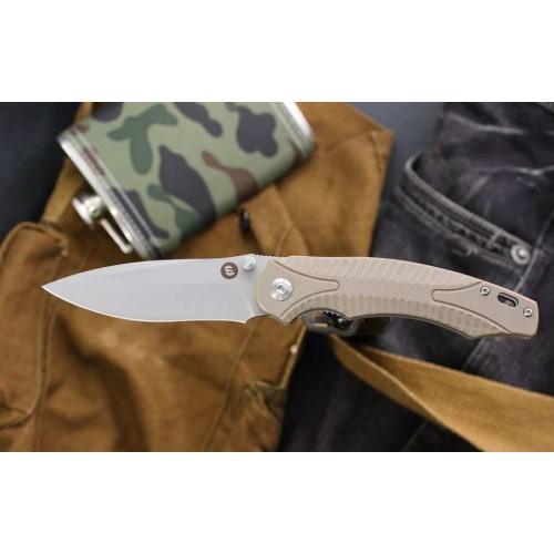 Нож Opava (bead blast) - MR.BLADE
