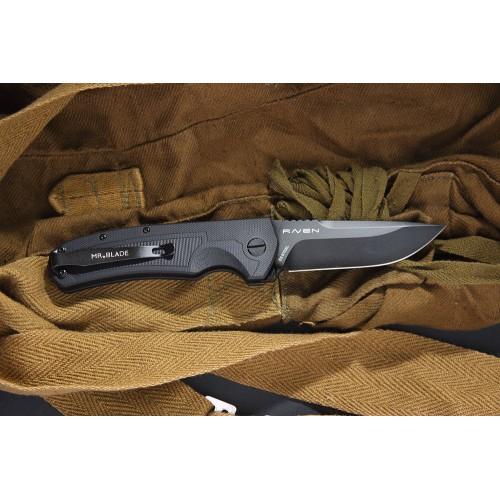 Нож складной Raven black - MR.BLADE