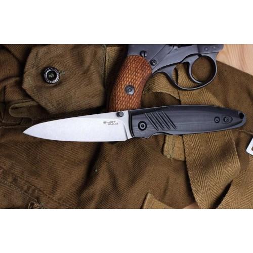 Нож Shot (StoneWash) - MR.BLADE