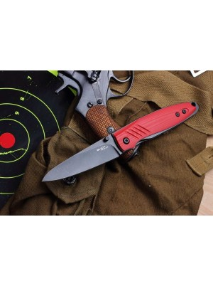 Нож Shot (BlackWash Red) - MR.BLADE