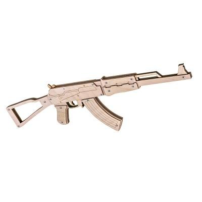 Автомат-резинкострел - АК-47