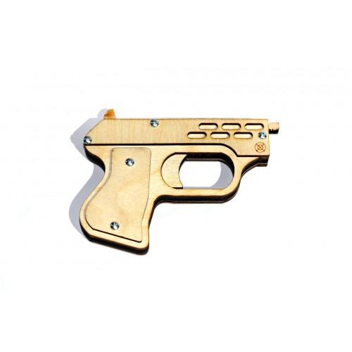 Пистолет-резинкострел - Дерринджер-КВ