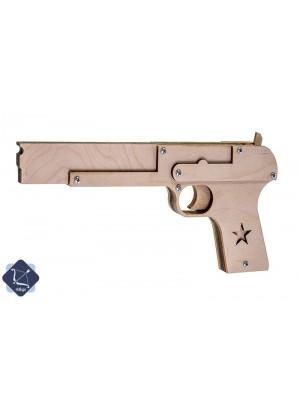 Пистолет-резинкострел - ТТ