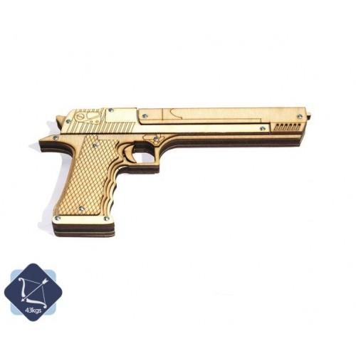 Пистолет-резинкострел - Дезертигл-М