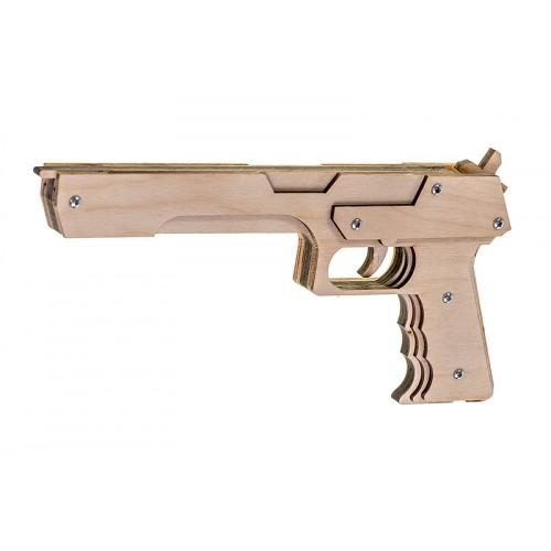 Пистолет-резинкострел - Дезертигл