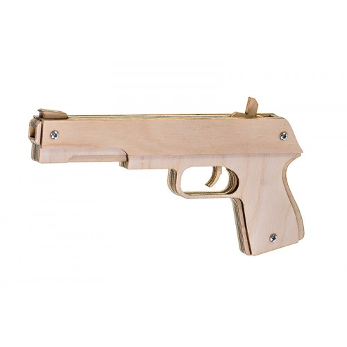 Пистолет-резинкострел - Кольт