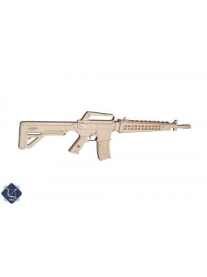 Автомат-резинкострел - М16