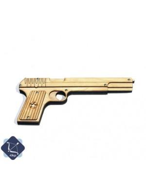 Пистолет-резинкострел - ТТ-М