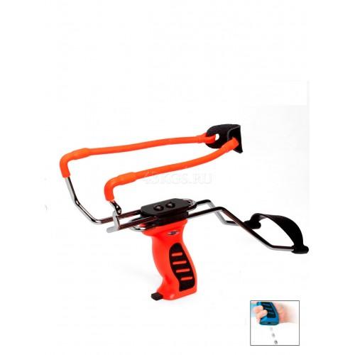Рогатка SL-06 оранжевая