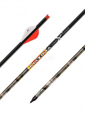 Стрела для арбалета Maxima Hunter - карбон