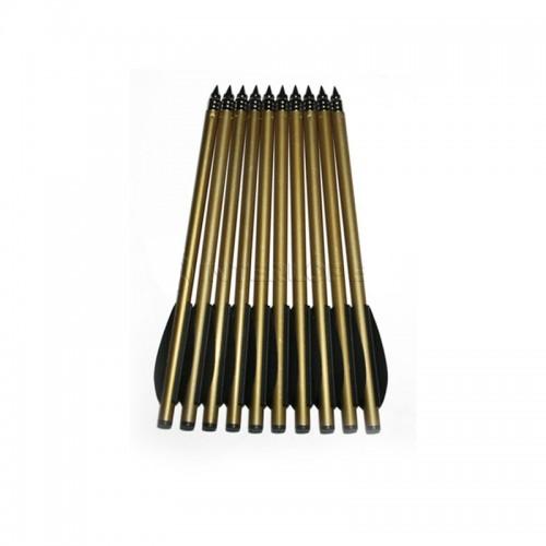Стрелы для арбалет-пистолета - алюминиевые (10 шт)
