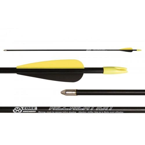 Стрела для лука текстолит CORE Archery