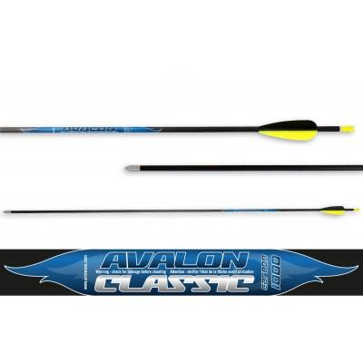 Стрела для лука AVALON CARBON CLASSIC