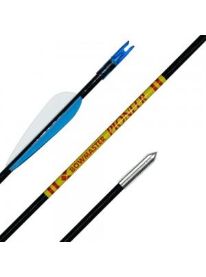 Стрела для лука фиберглассовая Bowmaster Pioneer