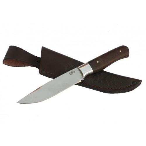 Нож Барсук (сталь Х12МФ, ц.м. дюраль, венге)