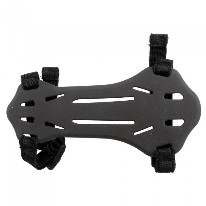 Крага силиконовая JX105 (черная)