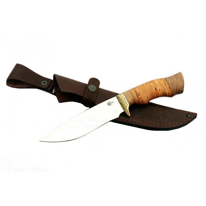 Нож Близнец (сталь 65х13)