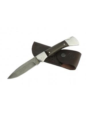 Нож складной Снайпер (дамасская сталь)