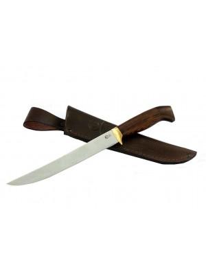 Нож Филейный - большой (кованная сталь 95х18)