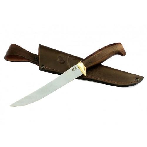 Нож Филейный - средний (кованная сталь 95х18)
