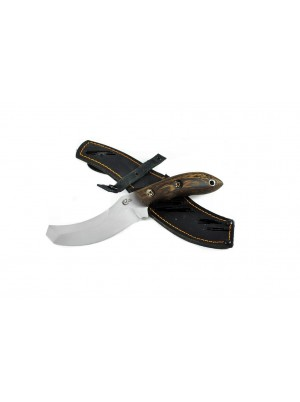 Нож Кабан (цельнометаллический из стали 65х13)