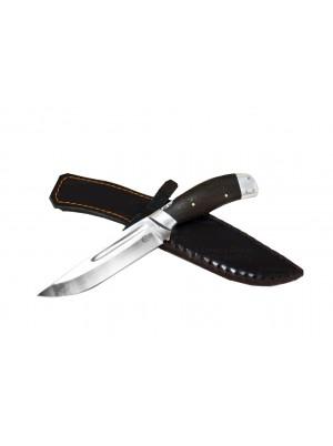 Нож Путник (кованная сталь Х12МФ) + шкуросъем