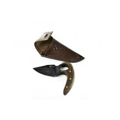 Нож тактический Пиранья-2 (сталь У8, венге)