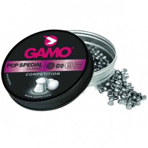 Пули пневматические GAMO PCP Special 4,5мм (450шт)