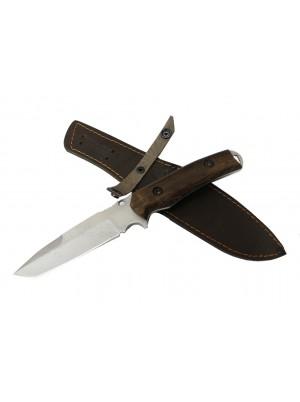 Нож для выживания Сапер (сталь 65х13, венге)