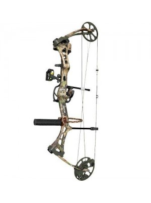 Лук блочный Bear Archery Legion RH 28/60 RTH Realtree APG