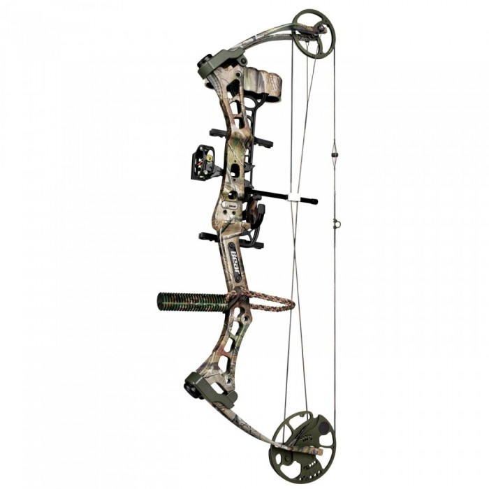 Лук блочный Bear Archery Encounter RH 28-60 RTH Realtree APG
