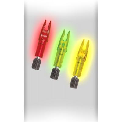 Хвостовик для лучной стрелы - светящийся