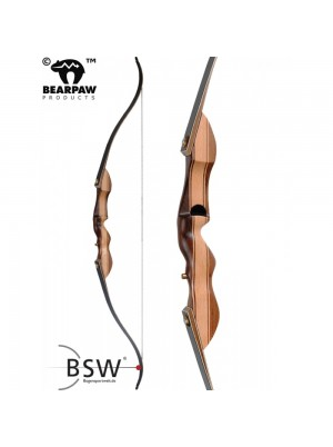 Лук традиционный BEARPAW Hard Hunter