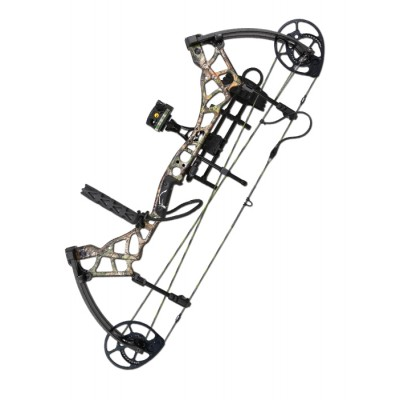 Лук блочный Bear Archery Traxx RH Realtree RTH